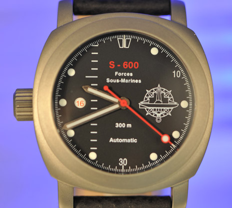 S 600 Watch dial Lexicon